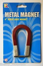 Horseshoe Metal Magnet Science NEW