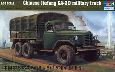 CAMION CHINOIS JIE FANG CA-30, KIT TRUMPETER 1/35 n° 1002