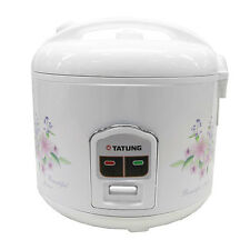 Tatung Tatung-10 Cups Direct Heating None Stick Inner Electric Rice Cooker New