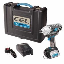 Cel pd1-c 18v 3ah De Ion De Litio prodriver De Impacto & Cargador rápido de Power8 Workshop