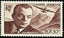 "FRANCE TIMBRE STAMP AVION N°21 ""ANTOINE DE SAINT - EXUPERY "" NEUF X TB"