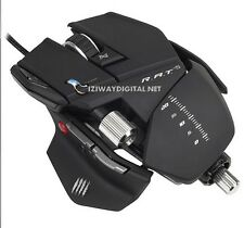 Saitek Cyborg RAT5 5600dpi souris GAMER NEW