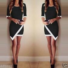 Sexy Women's Summer Bandage Bodycon Party Evening Cocktail Short Mini Dress