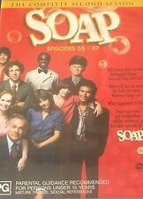 Soap Season 2 Episodes 35 - 47 2-Disc Set  Region 4 DVD VGC