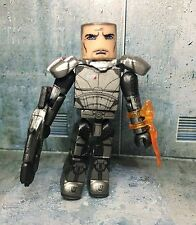 Mass Effect Minimates COMMANDER JACK SHEPARD Wave 1 Loose Gamestop Exclusive