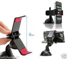 Universal Car Mobile Cradle Windshield Holder Phone Mount For Apple