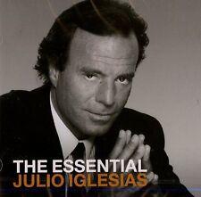 JULIO IGLESIAS - THE ESSENTIAL JULIO IGLESIAS 2 CD NEU