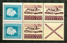Nederland Inhoud Boekje 12 postfris