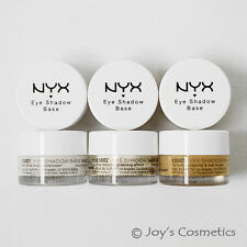 "3 NYX Eyeshadow Base ""Full Set "" *Joy's Cosmetics*"