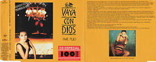 "VAYA CON DIOS ""TIME FLIES"" LIMITED EDITION SPANISH PROMO CD MAXI / DANI KLEIN"