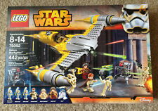 LEGO Star Wars #75092 Naboo Starfighter NEW Sealed 8+ Unisex