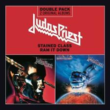 Judas Priest - Stained Class/Ram It Down *2 CD*NEU*