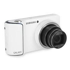 MINT Samsung Galaxy Digital Camera EK-GC100 4G WiFi 21x Zoom 16.3 MP White USA