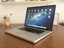 MACBOOK Pro 15 2,53 Ghz A1286 8GB RAM 256GB SSD C2D Mid 2009 OVP