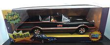 DC COMICS 1966 CLASSIC TV SERIES BATMOBILE BATMAN & ROBIN 6IN. figures universe