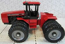 "Case IH 9280 Big 17"" Farm Tractor 4 Wheel Drive Triple Tire Rear Hitch 1:16 NEW"