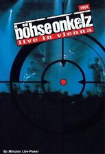 """BÖHSE ONKELZ """"LIVE IN VIENNA"""" DVD NEUWARE"""
