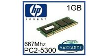 1GB DDR2 SoDimm Laptop Memory Ram Upgrade HP Pavilion DV9000 & DV9200