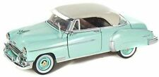 1950 Chevrolet Bel Air hellgrün / light green 1:24 Motormax