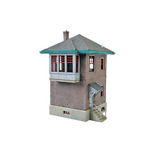 2982 Walthers Cornerstone PRR Pennsylvannia Interlocking Tower HO Scale
