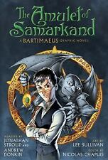 The Amulet of Samarkand (A Bartimaeus Graphic Novel) (The Bartimaeus T-ExLibrary