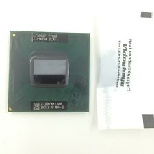 Intel Core 2 Duo T7800 2.6 GHz Dual-Core 4M 800MHz Prozessor Socket P 479 SLAF6
