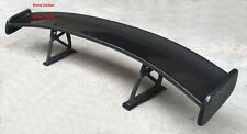 Carbon Fiber Rear Wing Spoiler Black Style For Benz C Class W204 C63