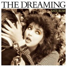 KATE BUSH - THE DREAMING: REMASTERED CD ALBUM (2011)