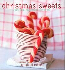 Christmas Sweets-65 Festive Recipes -Table Decorations-Sweet Gift Ideas- Brennan