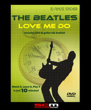 10-MINUTE TEACHER THE BEATLES LOVE ME DO GUITAR DVD TUTORIAL LEARN TO PLAY