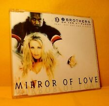 MAXI Single CD 2 Brothers On The 4th Floor Mirror Of Love 6TR 1996  Euro House