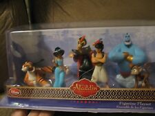 Disney Store Aladdin Figure Play Set/Cake Topper 6 Pieces NIP