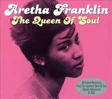 The Queen of Soul by Aretha Franklin (CD, Jan-2013, 2 Discs, Not Now Music)
