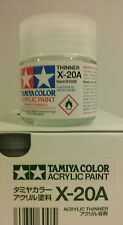 Tamiya acrylic thinner X-20A 23ml.