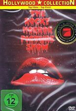 DVD (ENGLISCH) - The Rocky Horror Picture Show - Tim Curry & Susan Sarandon