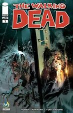 Walking Dead Wizard World ComiCon Columbus Exclusive Variant Cover Stuart Sayger