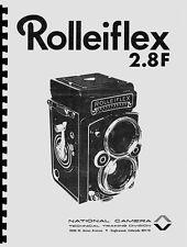 Rolleiflex 2.8F Repair Manual: NATCAM
