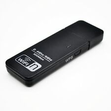 2.4G+5G Dual band 300M Wireless Wifi USB Adapter Network Card for MAC/Win8/Linux