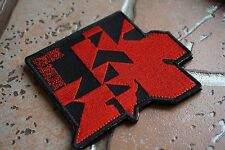 Neon Genesis Evangelion EVA Q NERV Uniform Embroidered Patch High quality