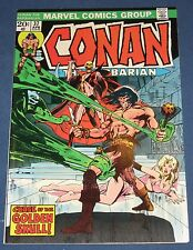 Conan The Barbarian #37  April 1974  Robert E. Howard,  Neal Adams Art  VF-NM