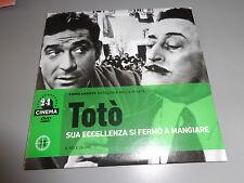 DVD TOTO´ SUA ECCELLENZA SI FERMO´ A MANGIARE N° 10 IL SOLE 24 ORE CINEMA DVD