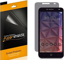 2X Supershieldz Privacy Anti-Spy Screen Protector For Alcatel OneTouch Fierce XL