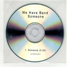 (GG257) We Have Band, Someone - 2014 DJ CD