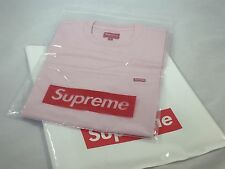 SUPREME SMALL BOX LOGO TEE T-SHIRT S/S16 PINK SZ MEDIUM NEW 100% AUTHENTIC