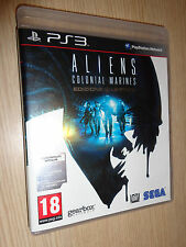 GIOCO PS3 PLAYSTATION 3 ALIENS COLONIAL MARINES EDIZIONE LIMITATA IN ITALIANO
