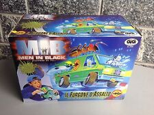 1997# VINTAGE GALOOB Men In Black Zap-Em Van #NIB
