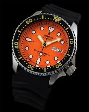 NEW MEN'S SEIKO 200M AUTOMATIC PRO-DIVERS WATCH SKX011J1 - MADE IN JAPAN!!!!!!