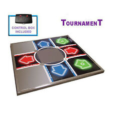 DDR V3 Tournament Metal Dance Pad Mat for PS / PS2 / Wii