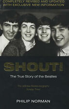 Shout!: The True Story of the  Beatles by Philip Norman (Paperback, 2003)
