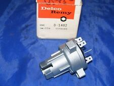 NOS GM Ignition Switch 1967 Chevrolet Camaro OEM DELCO CHEVY